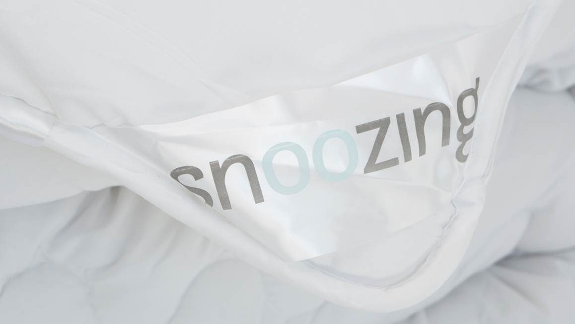 Snoozing Swiss Dreams synthetisch dekbed