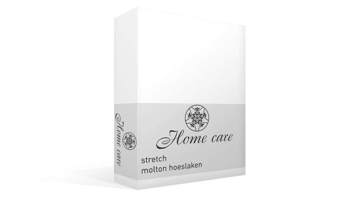 Home Care stretch molton hoeslaken