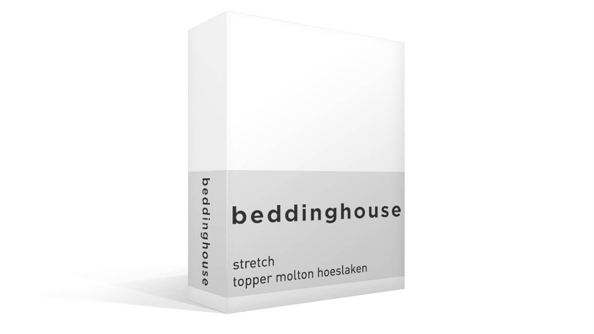 Beddinghouse Multifit stretch topper molton hoeslaken