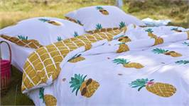 Covers & Co Pineapple dekbedovertrek
