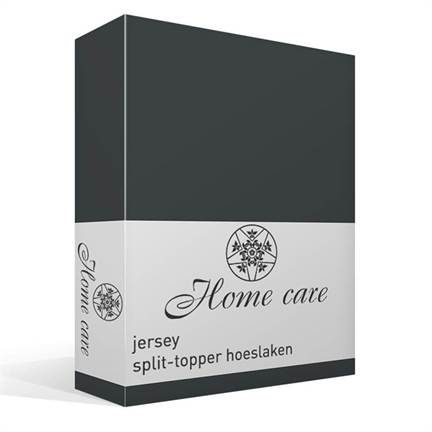 Home Care jersey split-topper hoeslaken