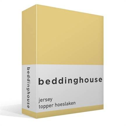 Beddinghouse jersey topper hoeslaken