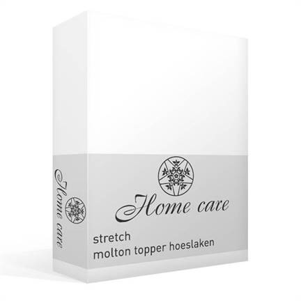 Home Care stretch topper molton hoeslaken