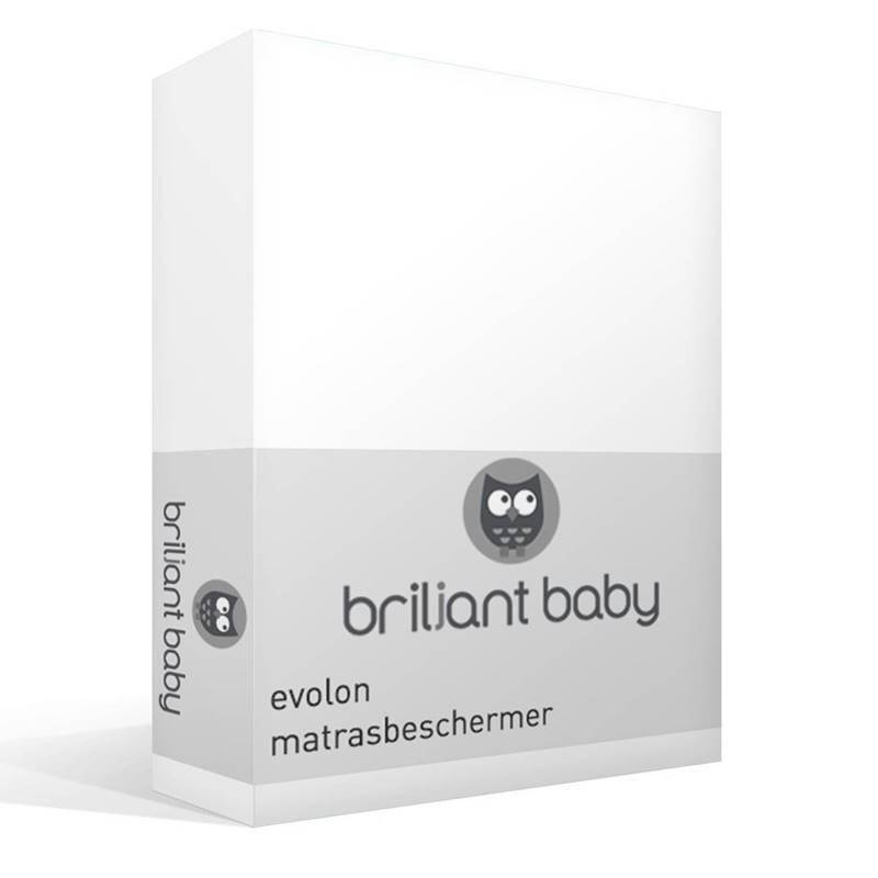 Briljant Baby Evolon anti-allergische matrasbeschermer